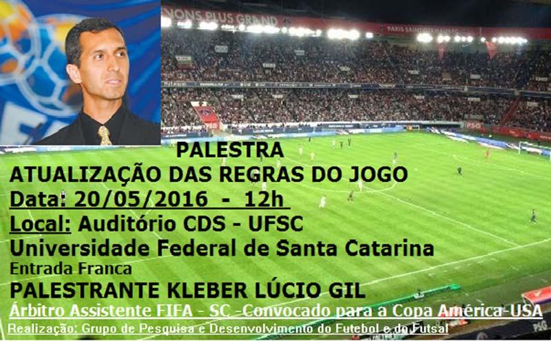 Palestra UFSC