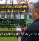 Curso de Formação de Árbitros de Futebol 2017