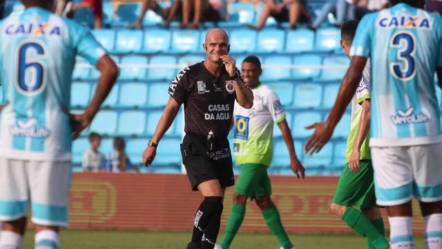 Leandro Messina Perrone Créditos: Jamira Furlani/Avaí FC