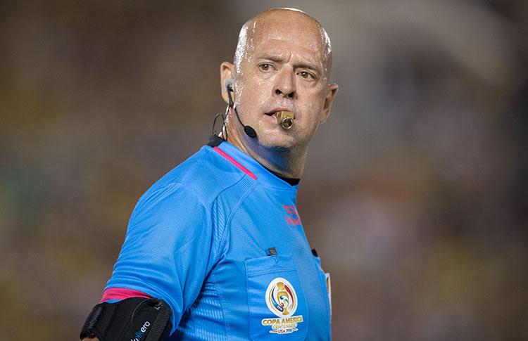 Héber Roberto Lopes Foto: CONMEBOL