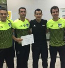 RAP-FIFA para Árbitros Promissores contou com presença de Catarinenses