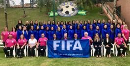 RAP-FIFA para árbitras e assistentes é iniciado