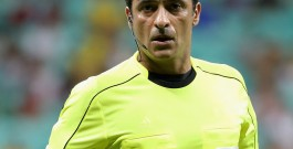Sandro Meira Ricci confirmado para Copa do Mundo da Russia