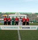 Sextetos Catarinenses no Brasileirão
