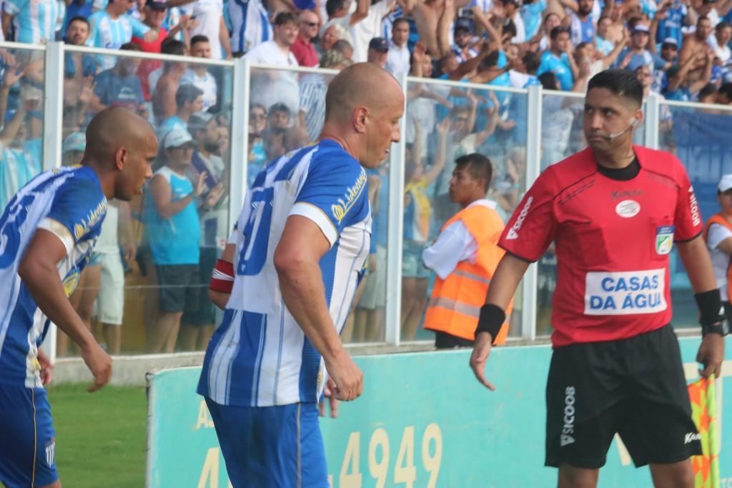 Johnny Barros Foto: Avaí Futebol Clube