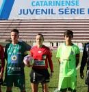 Escalas da 5ª Rodada do Turno do Campeonato Catarinense Série B