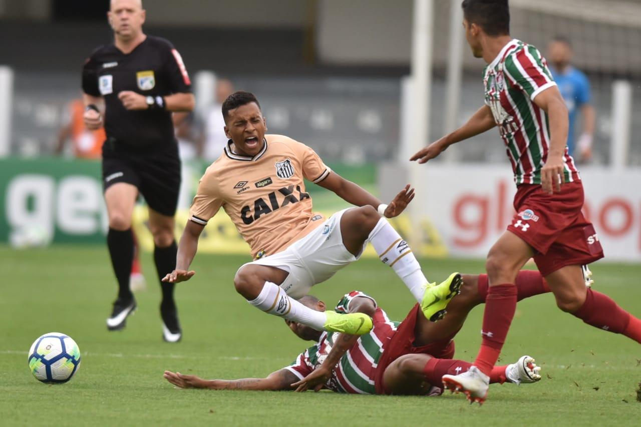 Héber Lopes Foto: Ivan Storti/Santos FC