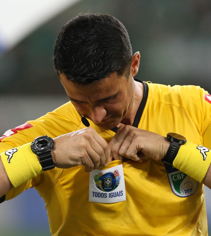 Bráulio Machado Foto: Sociedade Esportiva Palmeiras