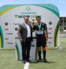 Eli Alves Estreia no Brasileirão