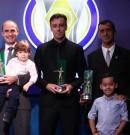 Kléber Gil entre os melhores do Brasileirão