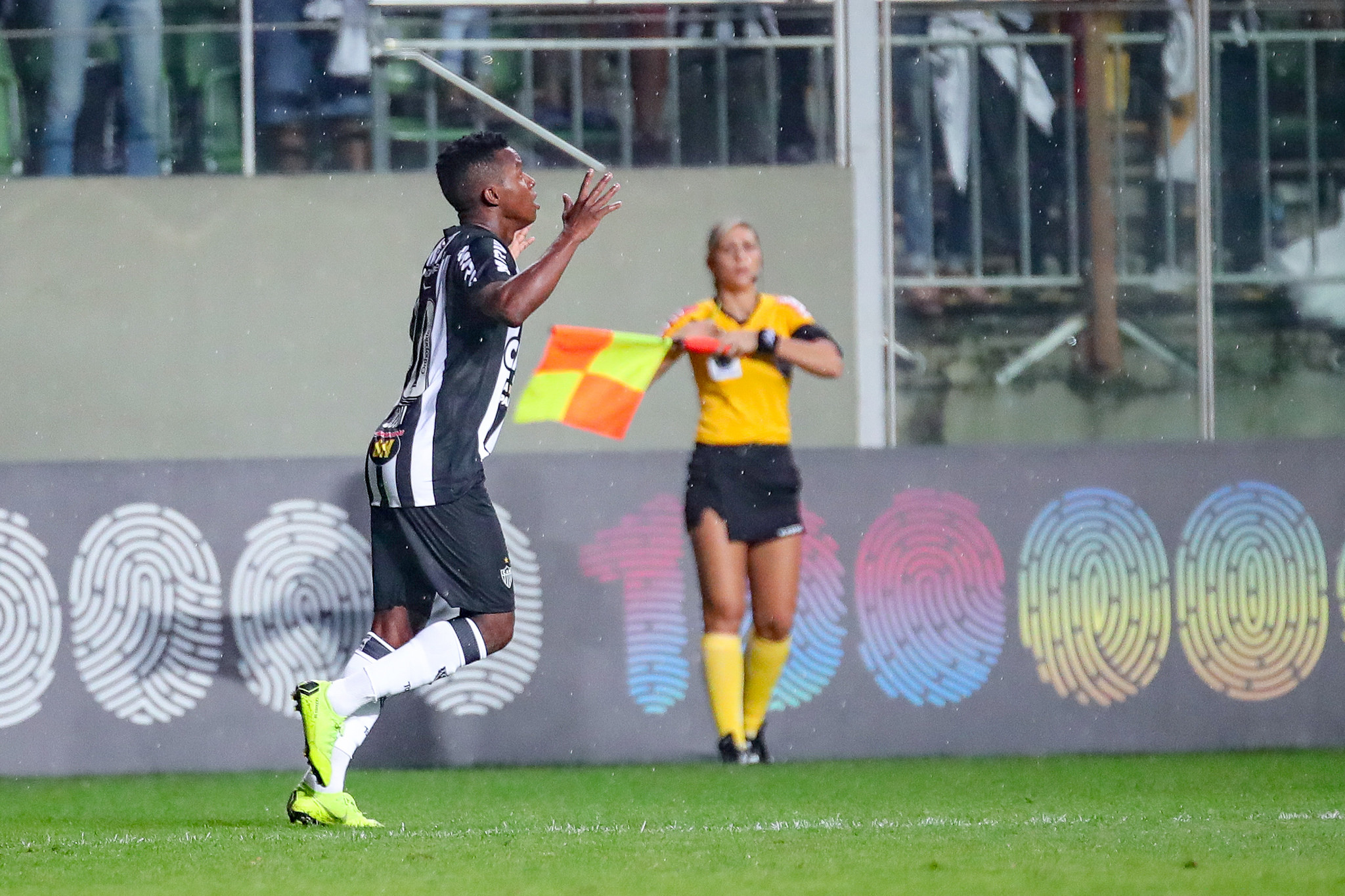 Neuza Back Foto: Bruno Cantini / Atlético