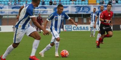 Diego Cidral Foto: Avaí Futebol Clube