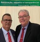 SINAFESC na Posse da Nova Diretoria FCF.