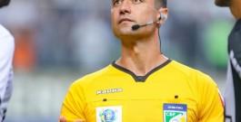Bráulio da Silva Machado apita final entre Avaí x Chapecoense