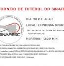 2º Torneio de Futebol do SINAFESC
