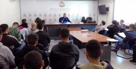 Polo Camboriú realiza reunião preparatória para curso de árbitros 2019