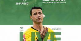 Live com Bráulio Machado: Da várzea ao mundial