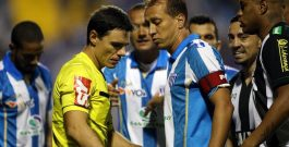 Rodrigo D'Alonso apita final do Campeonato Catarinense