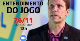 Leonardo Gaciba faz palestra online para futuros árbitros de Santa Catarina