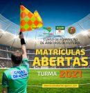 Escola Catarinense de Arbitragem, FCF e SINAFESC abrem inscrições para novo curso de formação de árbitros de futebol