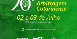 20º Seminário da Arbitragem Catarinense – Inscrições Abertas